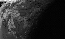 GOES-East CONUS Band 2 Visible icon