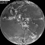 GOES-East Full Disk Band 7 Shortwave IR icon
