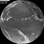 GOES-West Full Disk Band 7 Shortwave IR icon